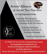 Artists Alliance at JarrettThor Fine Arts