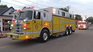 Potomac River Festival Fireman's Parade