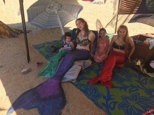 Water Fest Mermaids