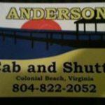 Anderson Cab & Shuttle, LLC