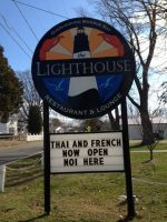 The Lighthouse Thai & French Cuisine