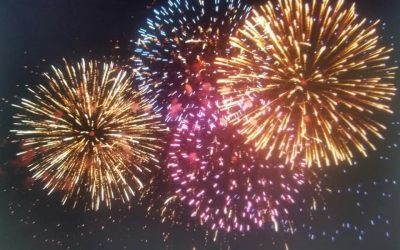4th of July Fireworks – Wednesday, July 4th – Colonial Beach Virginia